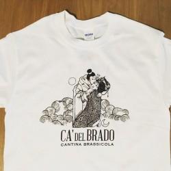 "T-Shirt Bianca ""Nessun Dorma"""