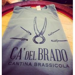 """T-Shirt Grigia """"Carteria"""""""