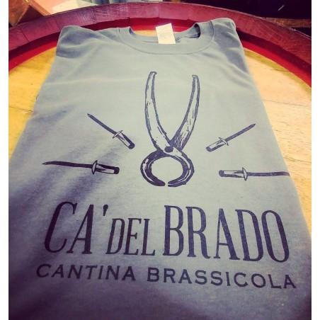 """Grey T-Shirt """"Carteria"""""""