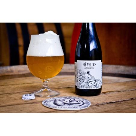 Piè Veloce Lambicus (Brett Ale) – Bottle 0,375 L – 7,4% Vol