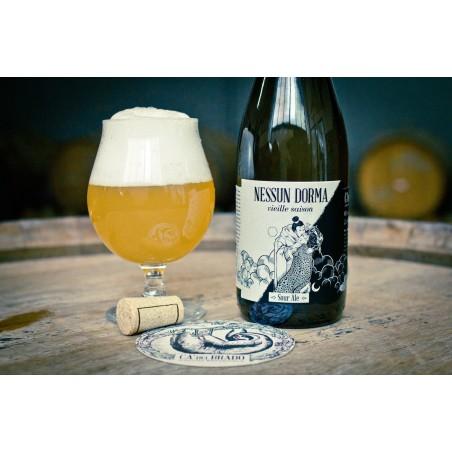 Nessun Dorma (Vieille Saison) – Bottle 0,375 L – 6,4% Vol