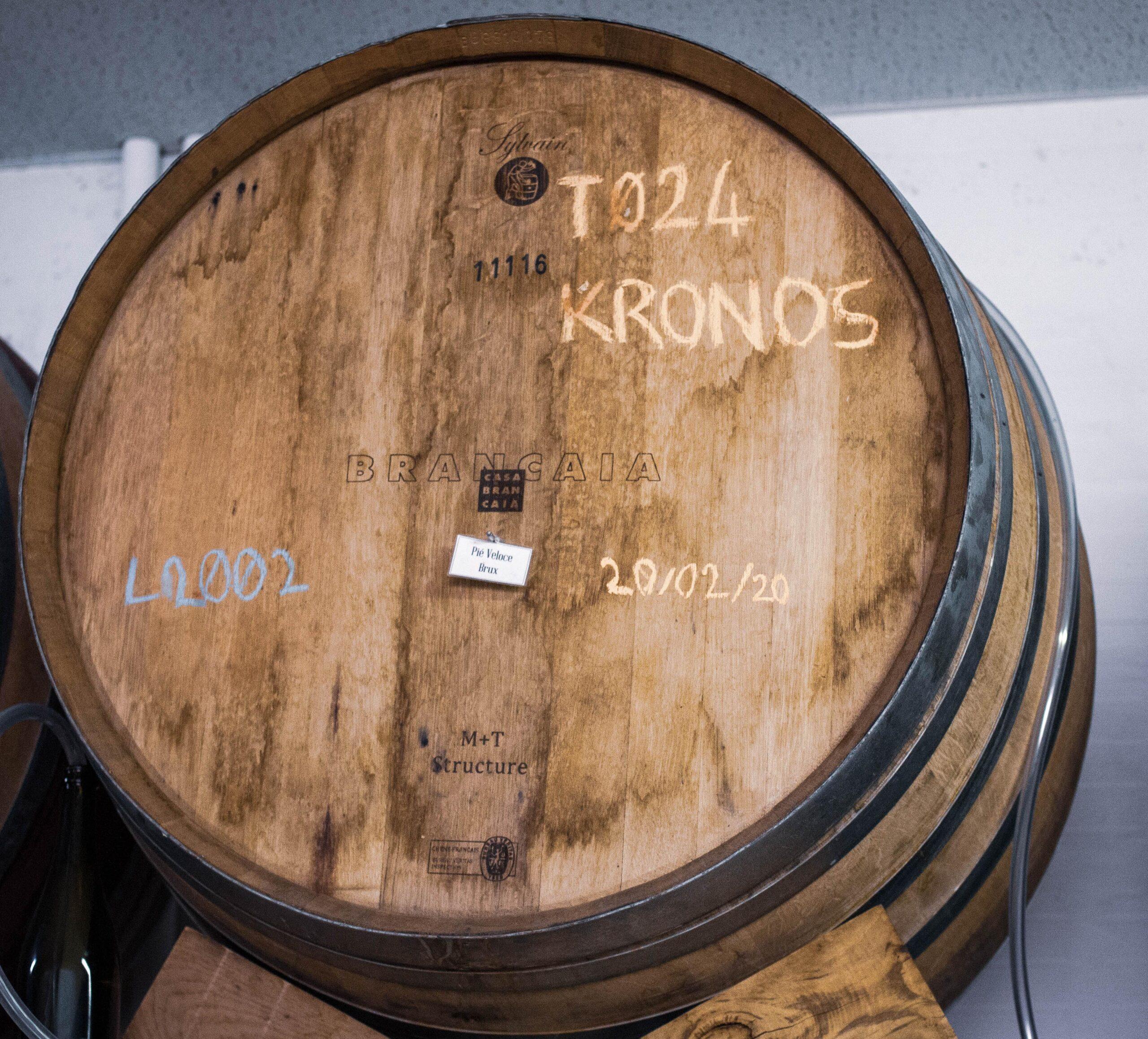Tonneaux 24 Kronos