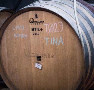 Tonneau 29 Tina